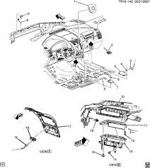 2007 09 gmc acadia buick enclave chevy traverse front airbag sensor click thumbnails to enlarge