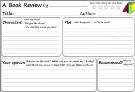 How To Write A Good Book Review How To Write A Book Review Examples Format Included