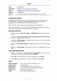 1 Year Experience Resume Format For PHP Fresh Resume Format 1 Year  Experience Resume Format For. Cognos Developer Ideas Collection Informatica  Resume