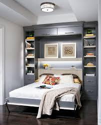 space saving wall bed