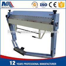 sheet metal bender. manual press brake/sheet metal bending/bender/aluminium bending machine sheet bender