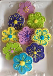 decorated flower sugar cookies. Unique Decorated Flower Sugar Cookies Inside Decorated Sugar Cookies O
