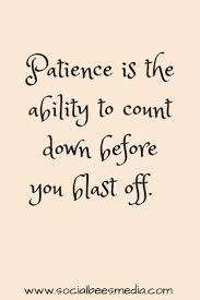 Inspirational Quotes About Patience Best 25 Patience Quotes Ideas