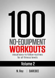 100 no equipment workouts vol 2 ebook