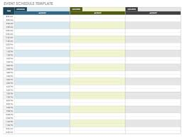 Event Plan Template 24 Free Event Planning Templates Smartsheet 1