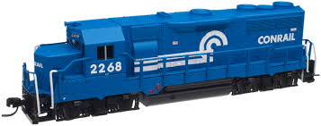 ATLAS 40000741 N Scale GP35 CR 2321 Locomotive