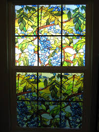 fake stained glass window photos