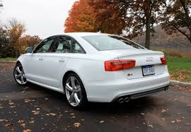 2013 Audi S6 / S7 / S8: RideLust First Drive