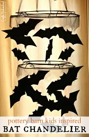 diy bat chandelier crafts unleashed