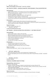 Supply Chain Planner Cover Letter Analyst Resume Demand Planning