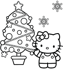 Hello Kitty Coloring Pages That You Can Print Predragterziccom
