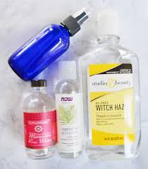 did you know you can make your own makeup setting spray for a fraction of the