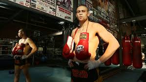 Aaron Goodson to fight for Commonwealth title at Moonee Valley Raceourse    Herald Sun