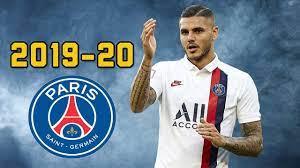 Mauro Icardi PSG 2019-20 ○ The Beginning 🇦🇷🔵 - YouTube