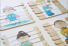 Junbaby: Cách làm đồ chơi từ que kem