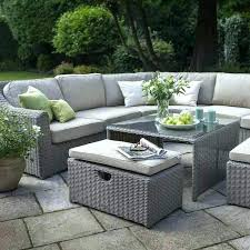 curved patio furniture modular outdoor seating conversation interesting uk