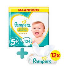 pampers sensitive babydoekjes aanbieding