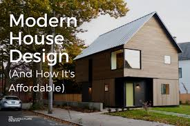 Simple modern home design Rectangular How Is Simple Modern House Affordable Yr Architecture Design Modern House Design How It Can Be Affordable