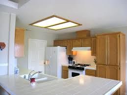 modern fluorescent kitchen lighting. Fluorescent Kitchen Lighting Flush Mount Circular Light Fixtures . Modern A