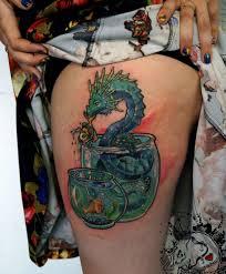 сделать татуировку омск салон михаил хоботнев