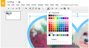 Download 84 google docs icons. Google Slides Now Allows You To Edit Crop And Add Borders To Images Educational Technology And Mobile Learning