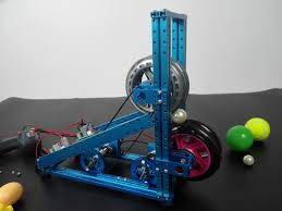 actually you can transform this tennis ball launcher into another ball launcher by adjusting the gap between two friction wheels here are some examples