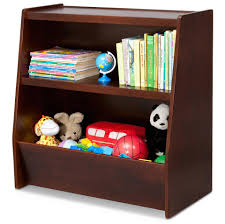 Babies R Us Next Steps Bookcase and Toy Storage - Espresso