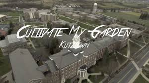 Small Picture Cultivate My Garden Kutztown University Drone Footage YouTube