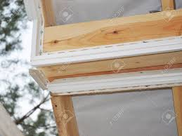install soffit roofing construction soffit and fascia is usually constructed of vinyl wood wood soffit construction f92 soffit