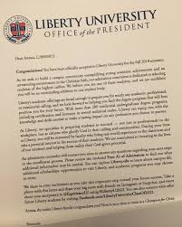 Anessa Audette On Twitter Third Acceptance Letter And It S From My