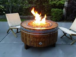 image of amazing propane outdoor fireplaces