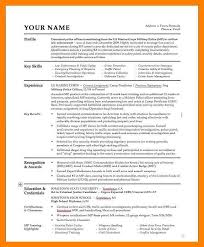 8+ Police Resume Examples | By Nina Designs