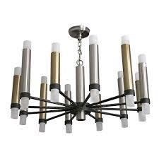 chandeliers salvaged waldorf modern italian chandelier