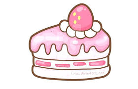 Cake Drawing Cartoon Cake Drawing On A Plate Simple Cake Drawing