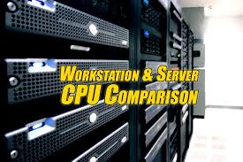 The Workstation Server Cpu Comparison Guide Rev 9 0