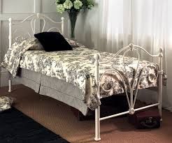 Nimbus Bedroom Furniture Limelight Nimbus Ivory Metal Bed Frame Bedsdirectuknet
