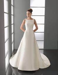 Dressy Simple Wedding Dresses Wedding Lover