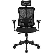 desk chair back. Delighful Chair Argomax Ergonomic Mesh Office Chair High Back Swivel Desk Adjustable  Headrest Armrest Tilt And Throughout E