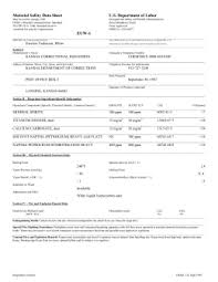 osha form 174 material safety data sheet substitutes for osha form 174 may