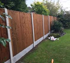 garden fencing panels. High Quality Wooden Tanalised Garden Fence Panels Fencing