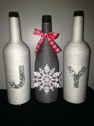 Decorating Empty Wine Bottles dwayme 74