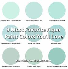 aqua paint colorBest 25 Aqua paint colors ideas on Pinterest  Bathroom paint