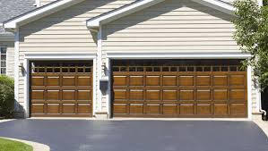 Match Your Need With The Different Types Of Garage Door Types