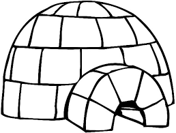 Small Picture New Igloo Coloring Page 31 For Your Download Coloring Pages with