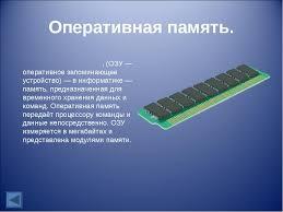 Реферат Память компьютерная  Компьютерная память реферат 8 класс