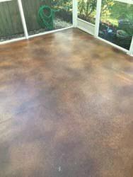 painted concrete floorsNaples Painters  Painting Concrete Floors  FCI Painting Company