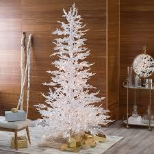 Crab Pot Trees 4 Ft IndoorOutdoor PreLit LED Artificial Twig Tree Christmas