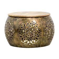 tal round drum coffee table previous