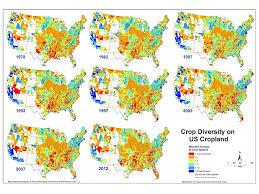Species Diversity Definition Crop Species Diversity Changes In The United States 1978 2012