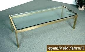bronze glass coffee table metal and glass coffee table bronze glass coffee table coffee table metal